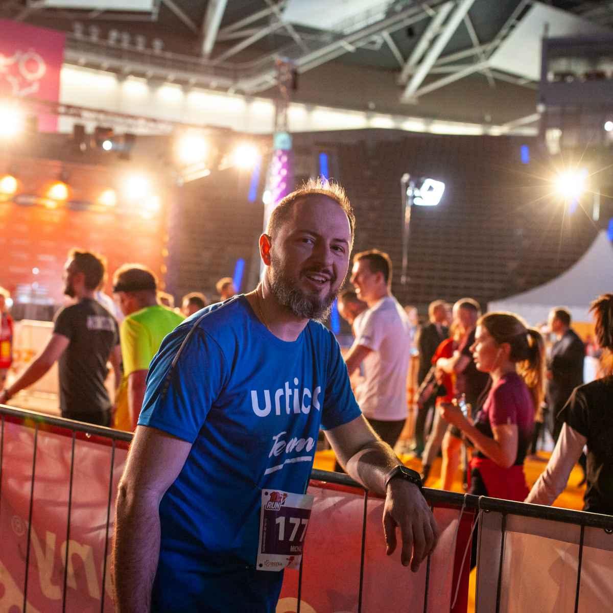 IMG_1240 Wzięliśmy udział w 9. edycji DOZ Maratonu!   Urtica